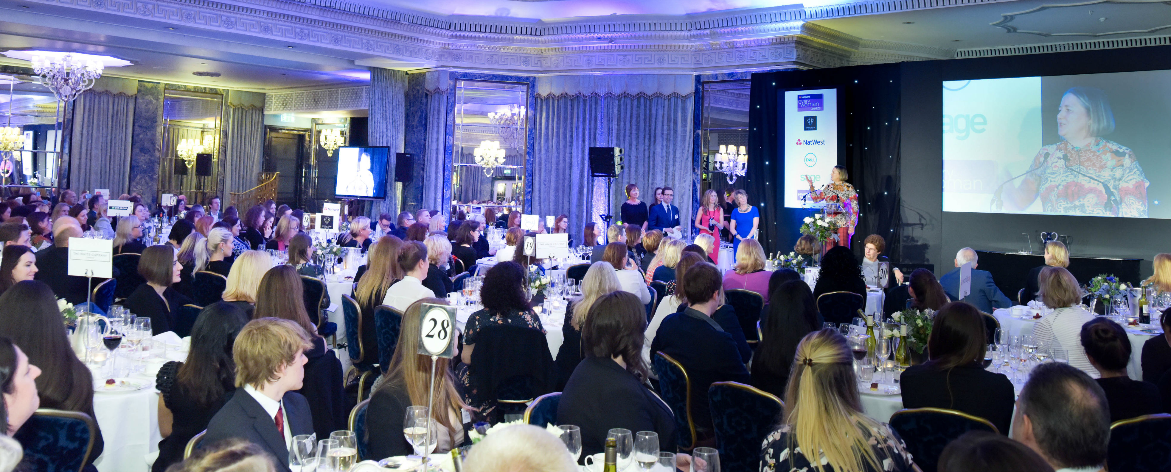 NatWest everywoman Awards winners announced