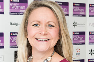 Kate Ball NatWest everywoman Awards finalist