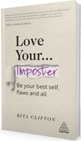 Love your imposter by Rita Clifton book cover