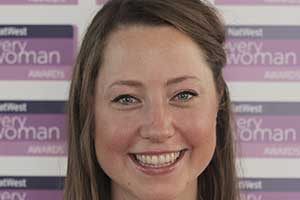 Pip Murray NatWest everywoman Award winner