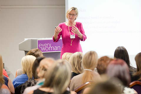 An everywoman leadership programme
