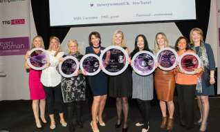 everywoman travel awards winners 2017