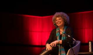 Angela Davis at WOW Festival