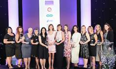 The winners of the 2017 Worldpay everywoman in Retail Ambassadors Programme