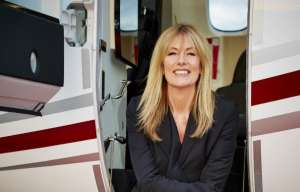 Gabriella Somerville ConnectJets Entrepreneurs Role Models Aviation
