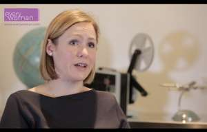 Katie Lomas Gender pay gap Direct Line