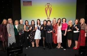 Winners of the 2019 Natwest everywoman Awards