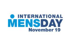 International men's day November 19