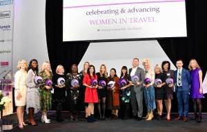 2019 Revolut everywoman in Travel Award winners